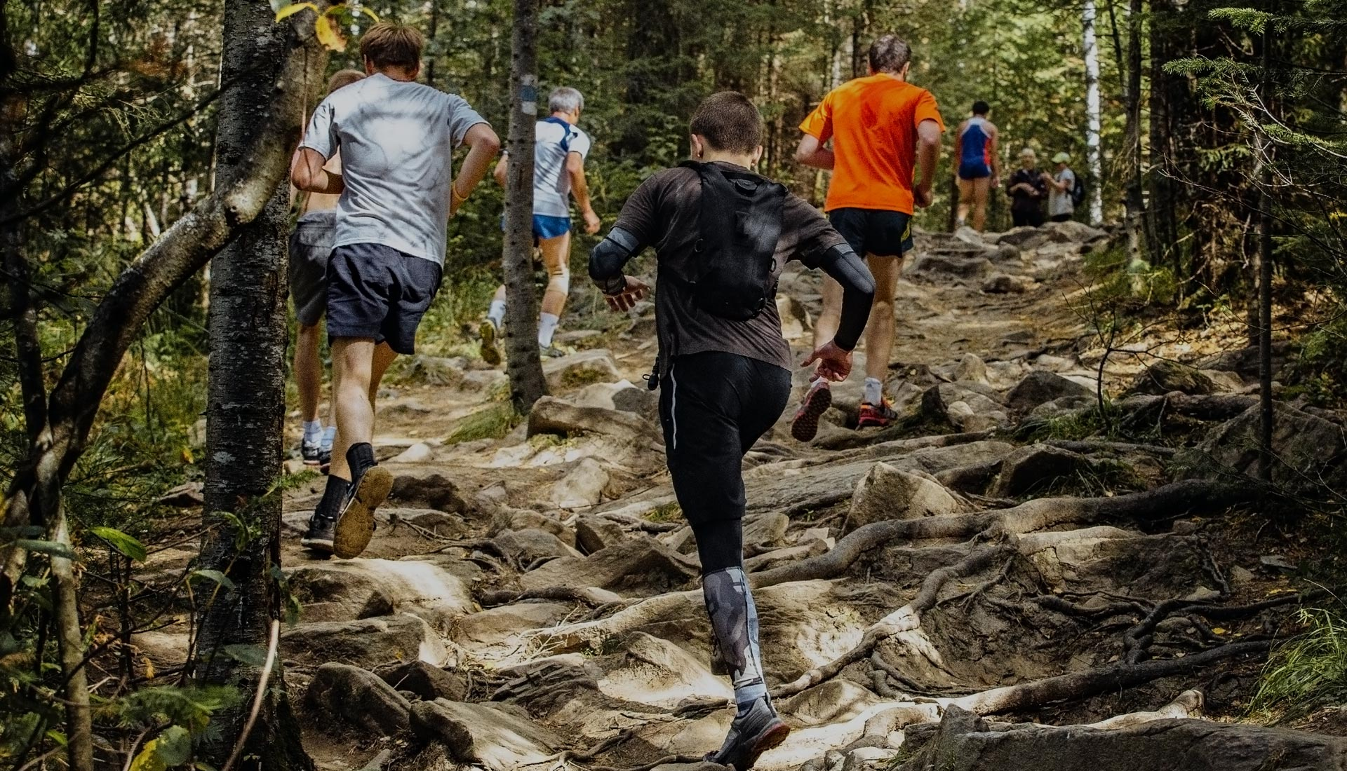 peaks and valleys trail race chilliwack canada